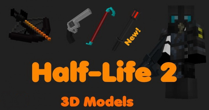 Half-Life 2 PvP Pack [1.10.2] [1.9.4] [1.8.9] (x32)