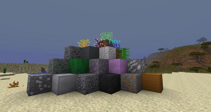Minenautica [1.7.10]