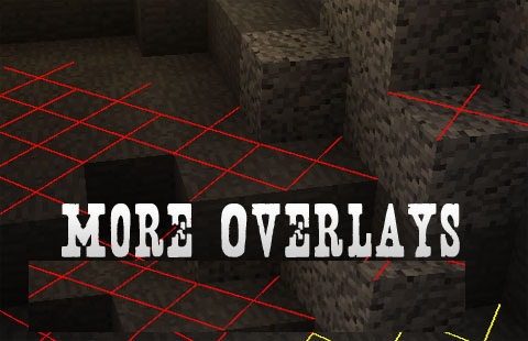 More Overlays [1.12.2] [1.11.2] [1.10.2] [1.9]
