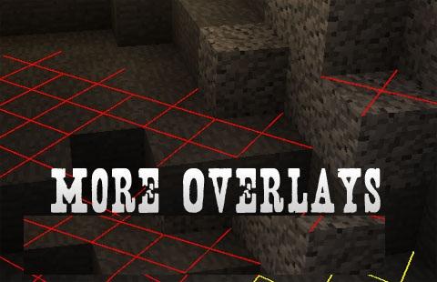 More Overlays [1.12.2] [1.11.2] [1.10.2] [1.9]