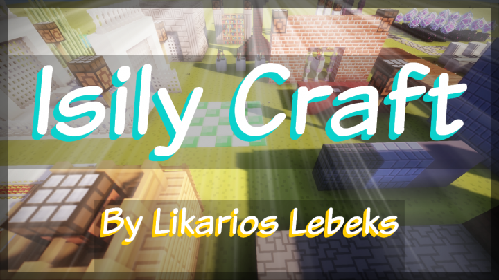 Isily Craft [1.12] [1.11.2] [1.10.2] [1.8.9] (16x)