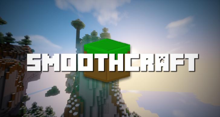 Smoothcraft [1.10.2] [1.9.4] [1.8.9] [1.7.10] (16x)