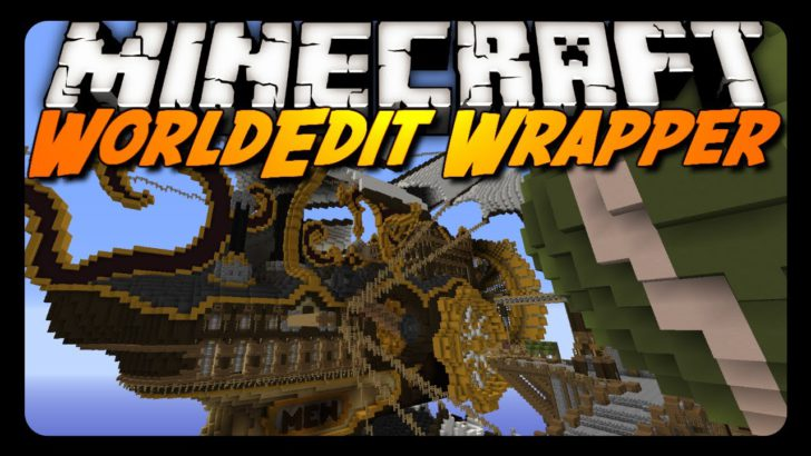 WorldEditWrapper [1.7.10]