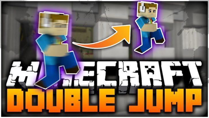 Double Jump [1.10.2] [1.9.4]