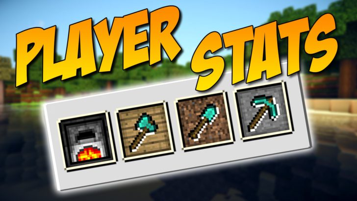 Player Stats [1.10.2] [1.9.4] [1.9]