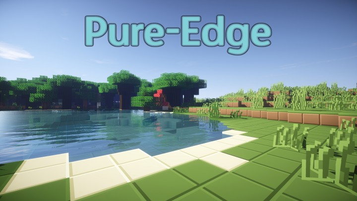 Zorocks Pure-Edge [1.12.2] [1.11.2] [1.10.2] [1.9.4] (16x, 32x)