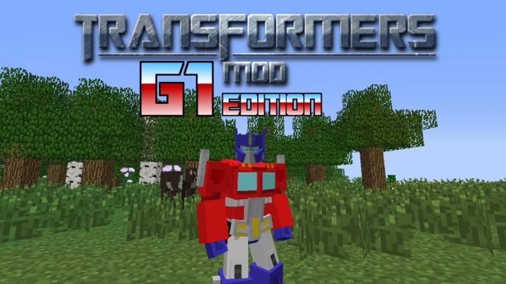 Transformers Mod: G1 Edition [1.7.10]