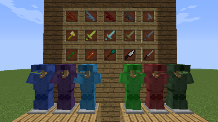 Special Weapons and Armor [1.9.4]
