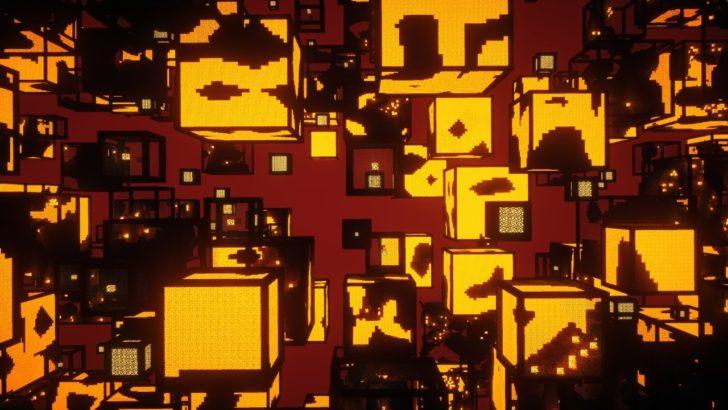 Cube World [1.12.2] [1.11.2] [1.10.2] [1.7.10]