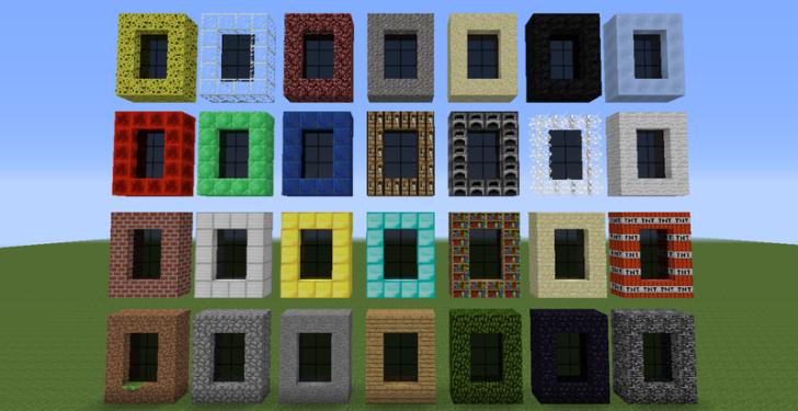 Any Dimension - порталы в новые измерения [1.12.2] [1.7.10]
