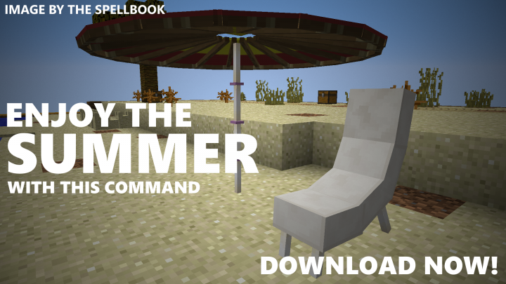 Summer decorations [1.10.2]