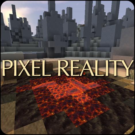 Pixel Reality [1.12.2] [1.11.2] [1.10.2] [1.9.4] (128x)
