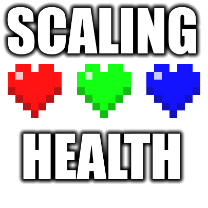 Scaling Health - настройка количества здоровья [1.12.2] [1.11.2] [1.10.2]