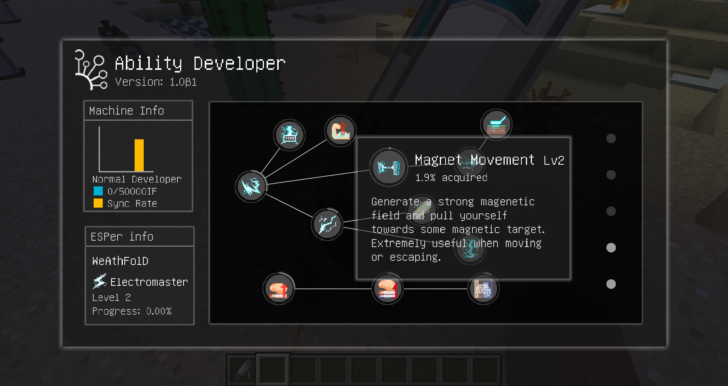 AcademyCraft - суперспособности [1.12.2] [1.7.10]