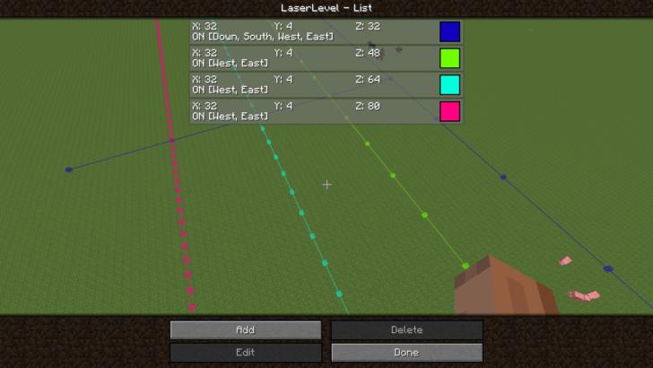 Laser Level [1.10.2] [1.9.4] [1.8.9]