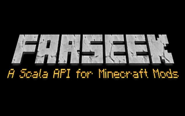 Farseek Core [1.12.2] [1.11.2] [1.10.2] [1.7.10]