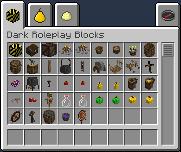 Dark Roleplay [1.11.2] [1.10.2] [1.9.4] [1.7.10]