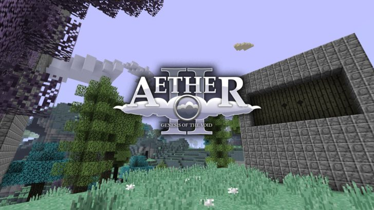The Aether II - рай [1.12.2] [1.11.2] [1.10.2] [1.7.10]