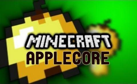 AppleCore [1.12.2] [1.11.2] [1.10.2] [1.7.10]