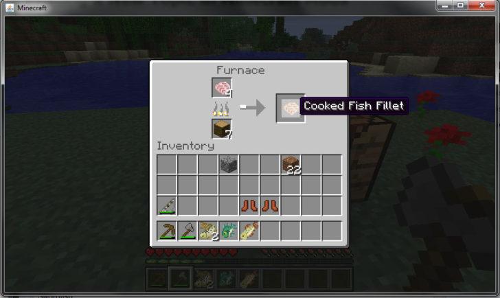 Aquaculture [1.14.4] [1.12.2] [1.11.2] [1.7.10] (увлекательная рыбалка)