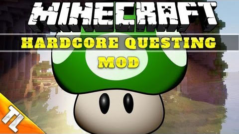 Hardcore Questing Mode [1.10.2] [1.9.4] [1.7.10]
