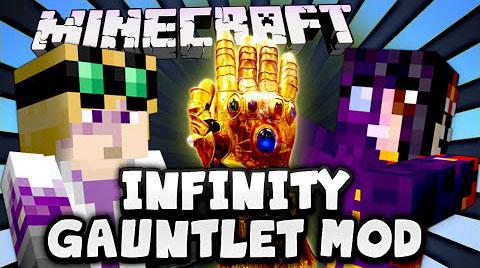 Infinity Gauntlet [1.8] [1.7.10]