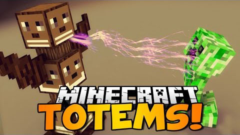 Mob Totems Mod