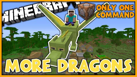 More Dragons [1.10.2]