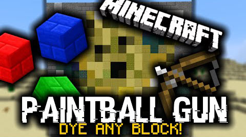 Paintball Guns [1.8.9]