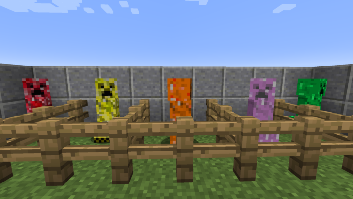 Flower Creepers [1.10.2]