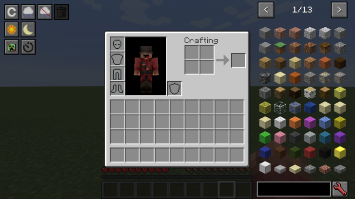 Just Enough Buttons [1.14.4] [1.12.2] [1.11.2] [1.10.2]