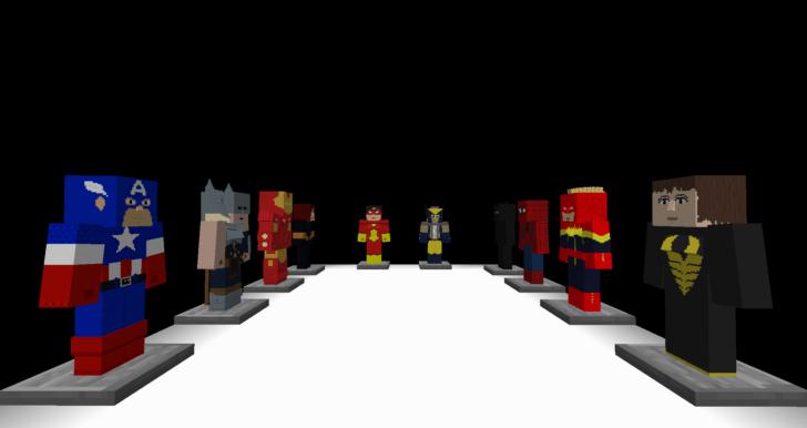 Project Superhuman [1.7.10]