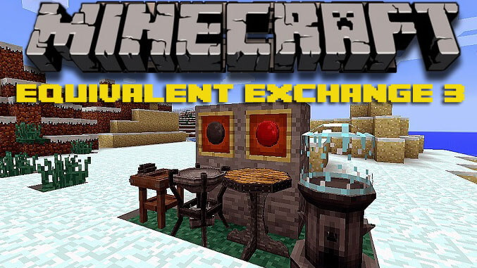 Equivalent Exchage 3 [1.7.10] [1.5.2]