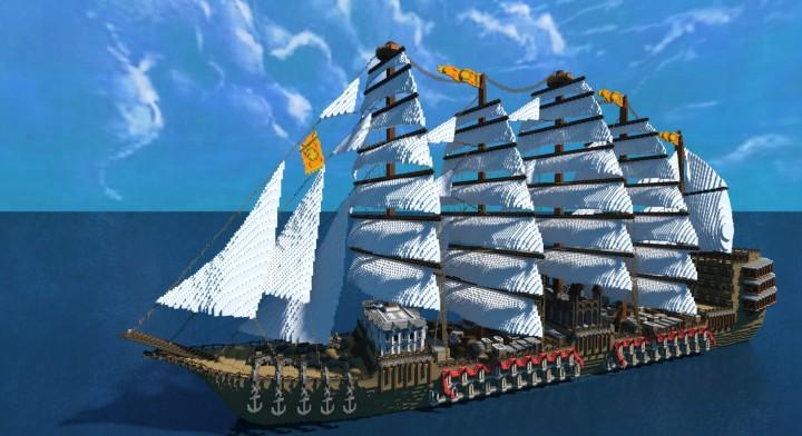 Giant Ship [1.10.2] [1.9.4]