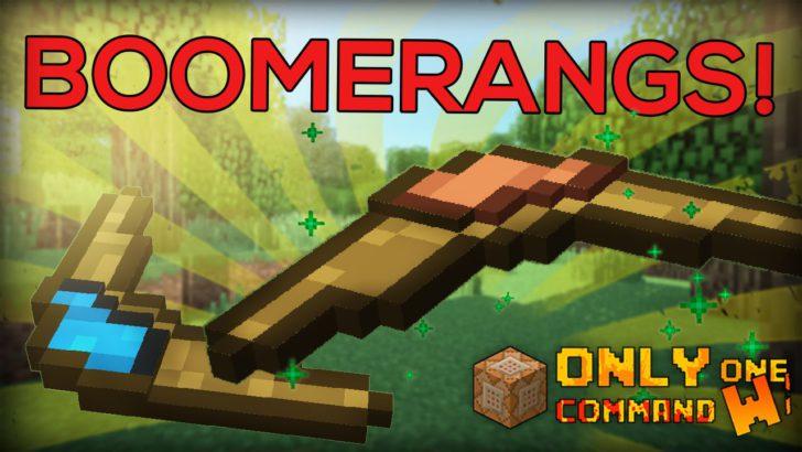 Boomerangs [1.10.2]