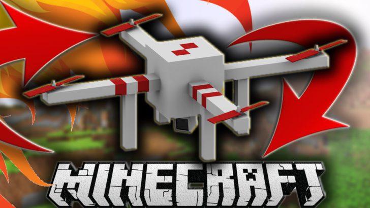Drones [1.8.9]