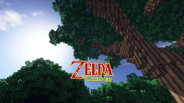 Zelda: The Minish [1.10.2] (16x)