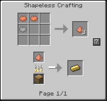 Base Metals - руды и металлы [1.12.2] [1.11.2] [1.10.2] [1.9.4]