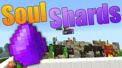 Soul Shards: The Old Ways [1.12.2] [1.11.2] [1.10.2] [1.7.10]
