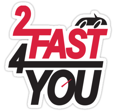 2 Fast 4 You [1.10.2]