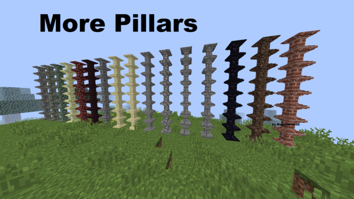 More Pillars [1.8]
