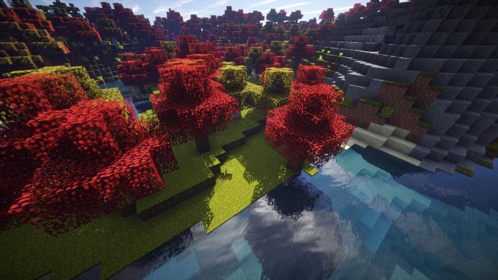 Autumn Overlay [1.11.0] [1.10.2] [1.9.4] (16x)