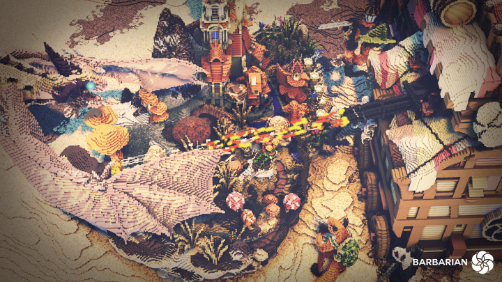 Dragon's Nest [1.10.2] [1.9.4]