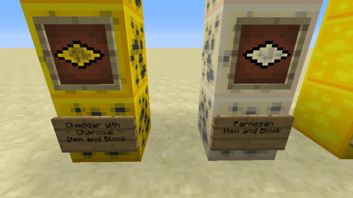 Sequential Cheeses [1.10.2]