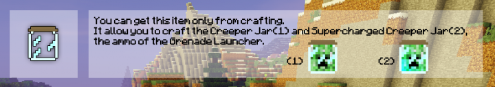 Creeperade [1.10.2]