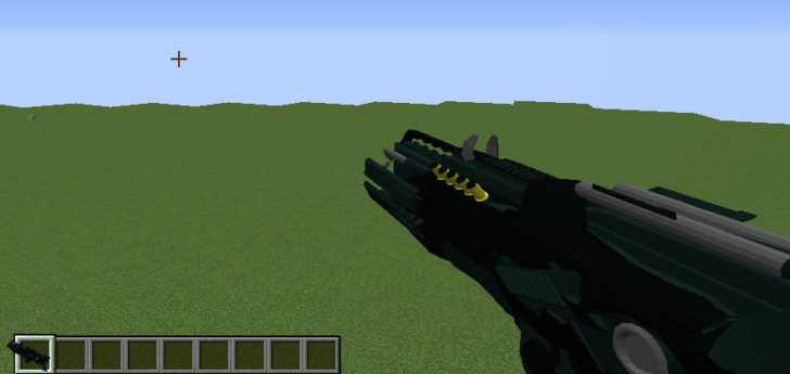 Extraordinary weapons [1.10.2]