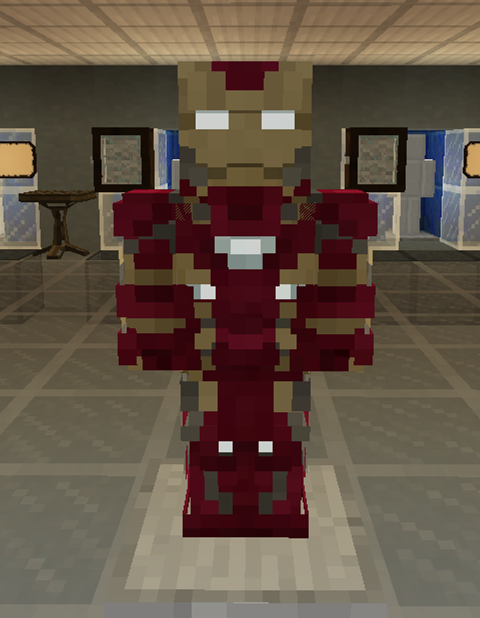Superheroes by FiskFille [1.7.10]