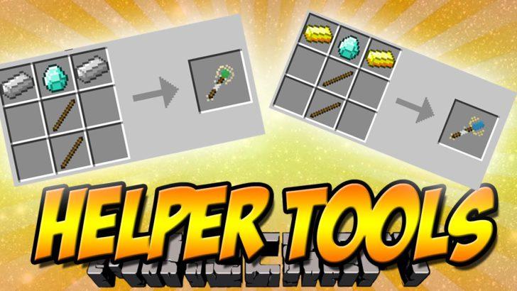 Helper Tools [1.10.2] [1.8.9] [1.7.10]
