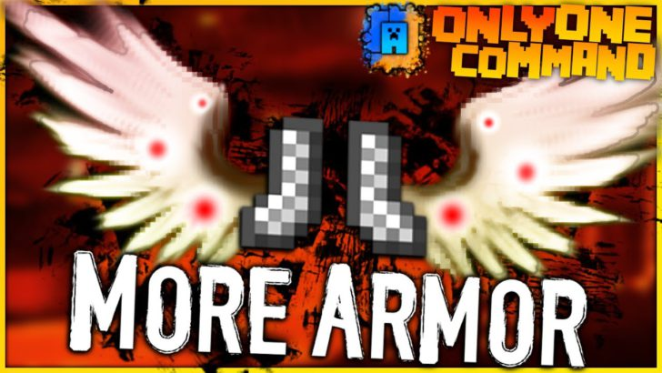 More Armor by IJAMinecraft [1.10.2]
