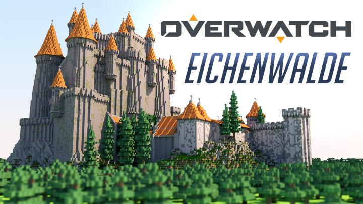 Overwatch - Eichenwalde Castle [1.10.2] [1.9.4]
